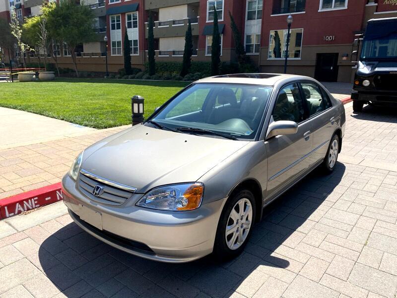 Honda Civic EX Sedan 4-spd AT 2003