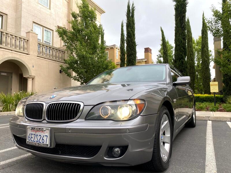BMW 7-Series 750i 2007