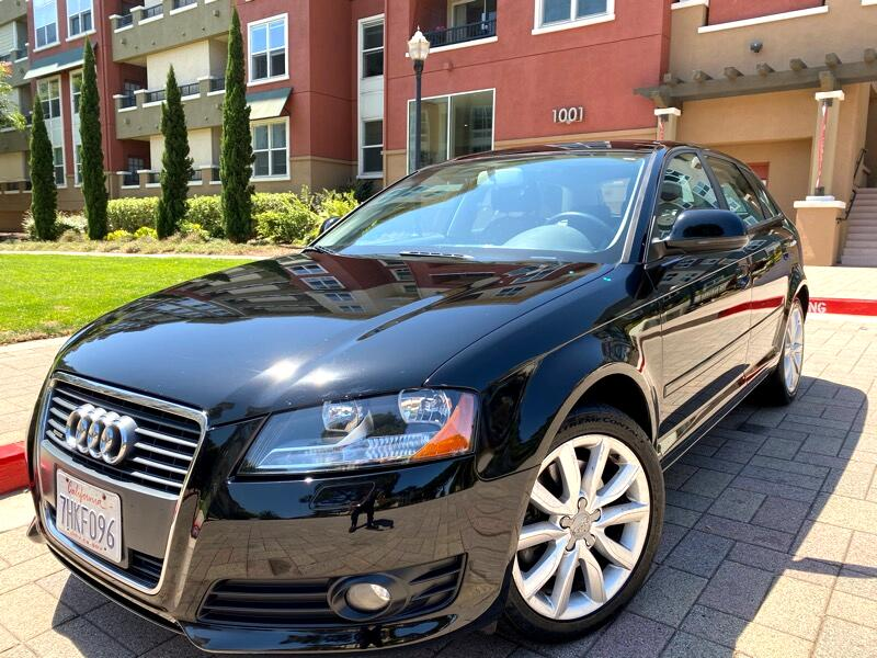 Audi A3 2.0T quattro DSG 2009