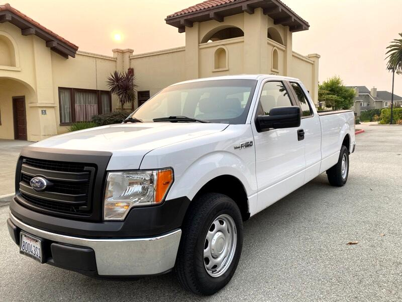 Ford F-150 XLT SuperCab 8-ft. Bed 2WD 2014