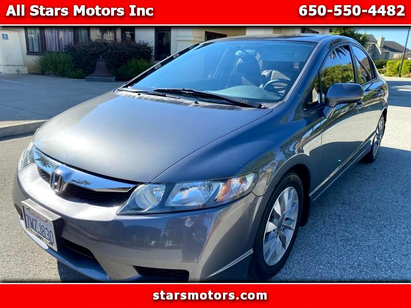 Honda Civic EX-L Sedan 5-Speed AT 2010