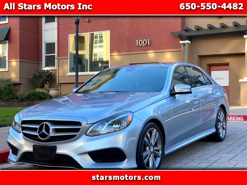 Mercedes-Benz E-Class E350 Sedan 2014