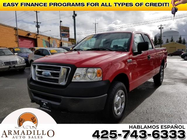 2006 Ford F-150 Supercab XL 4WD