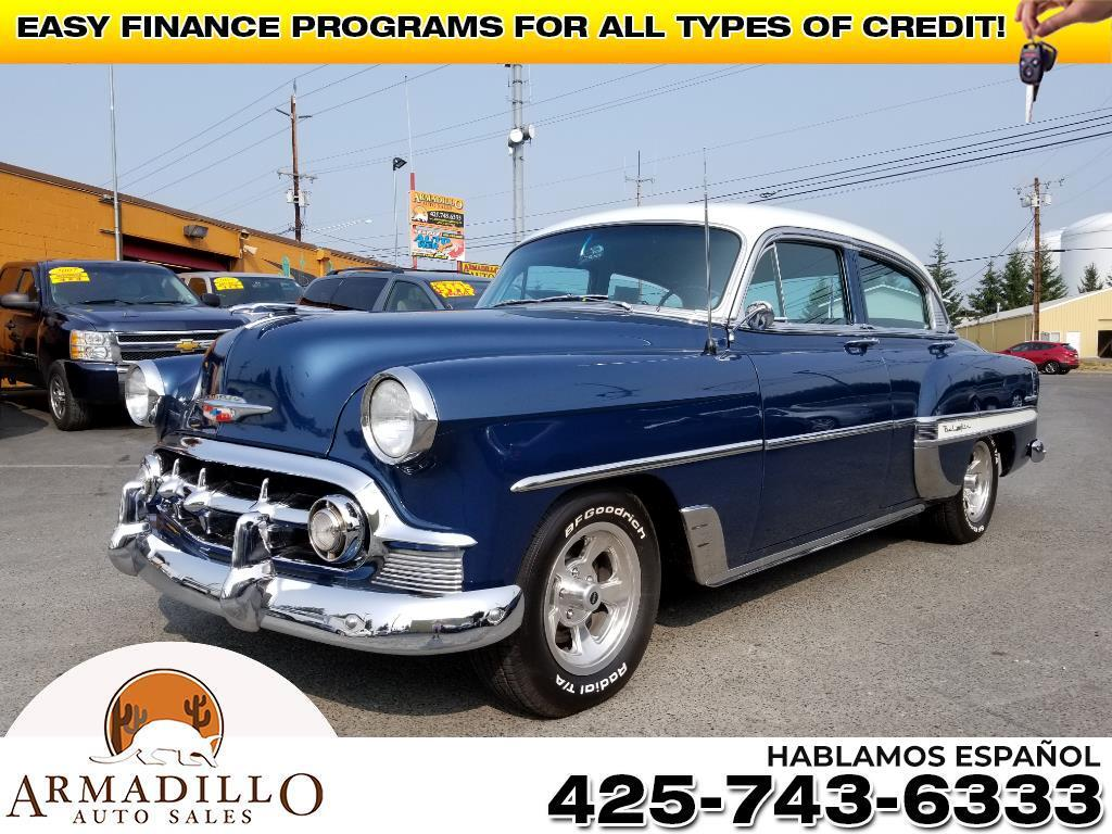1953 Chevrolet BelAir Base