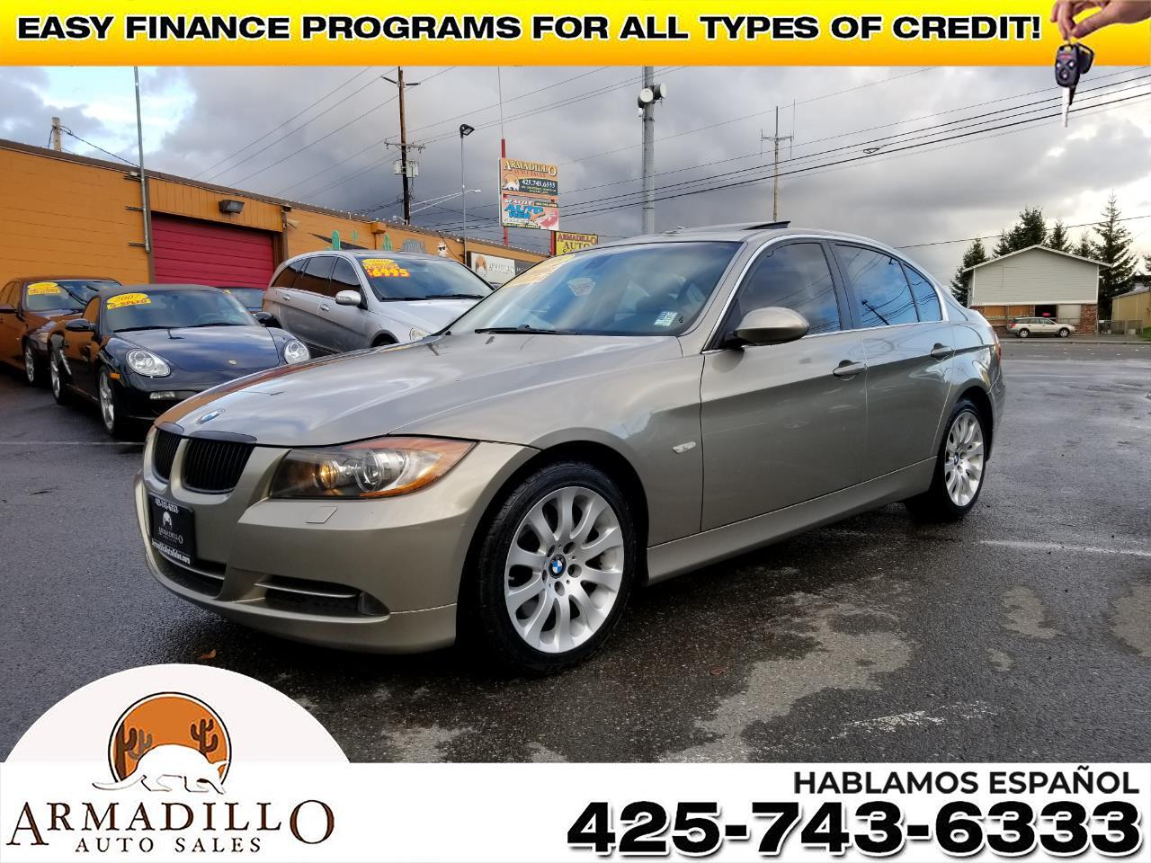 2008 BMW 3-Series 325xi Sedan