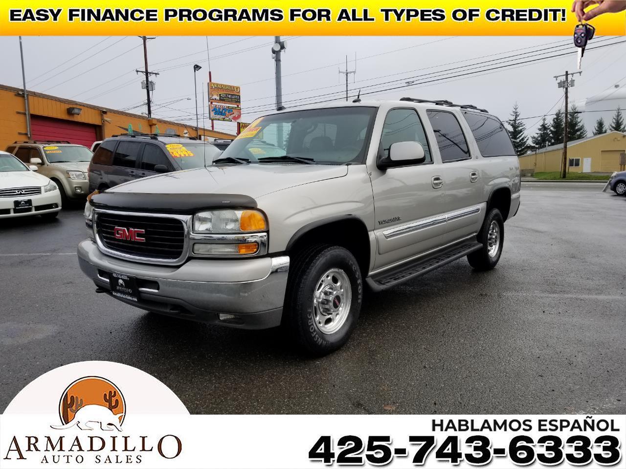 2004 GMC Yukon XL SLT 2500 4WD