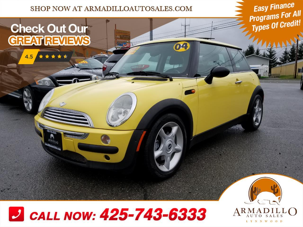 2004 MINI Cooper Hatchback