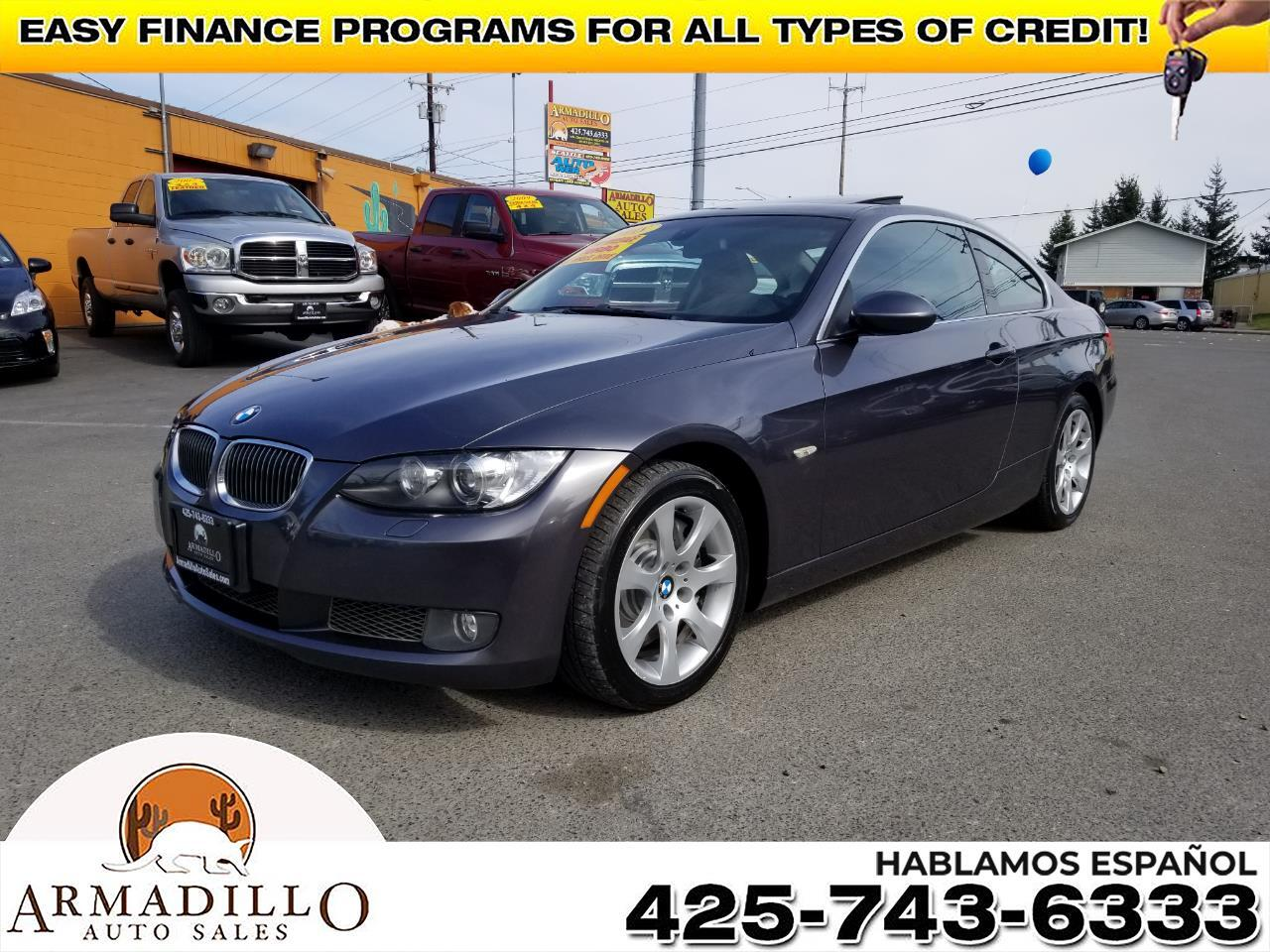 2008 BMW 3-Series 335xi Coupe
