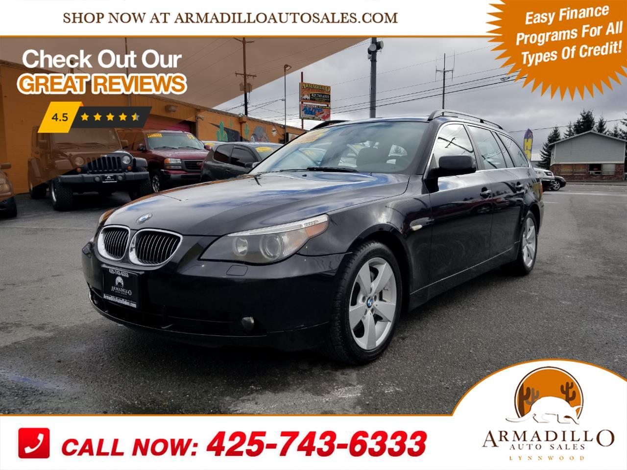 2007 BMW 5-Series Sport Wagon 530xi