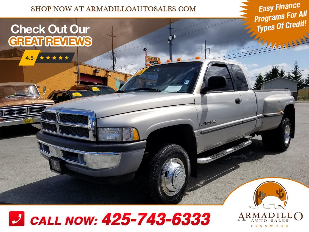 1998 Dodge Ram 3500 ST Quad Cab 8-ft. Bed 4WD