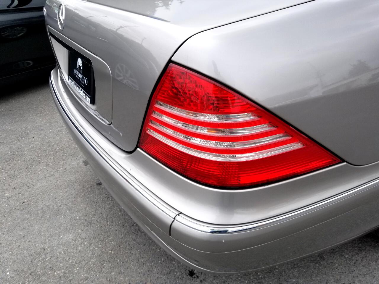 2006 Mercedes-Benz S-Class S350