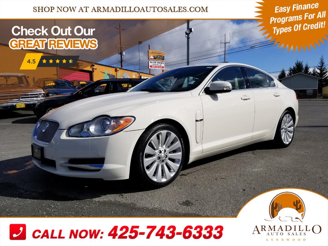 2009 Jaguar XF Luxury Sedan