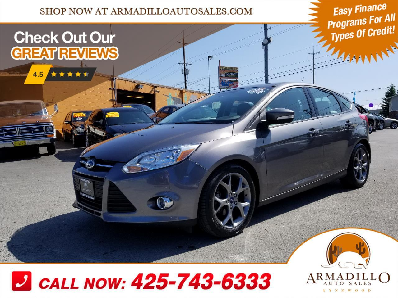 2014 Ford Focus ZX5 SE