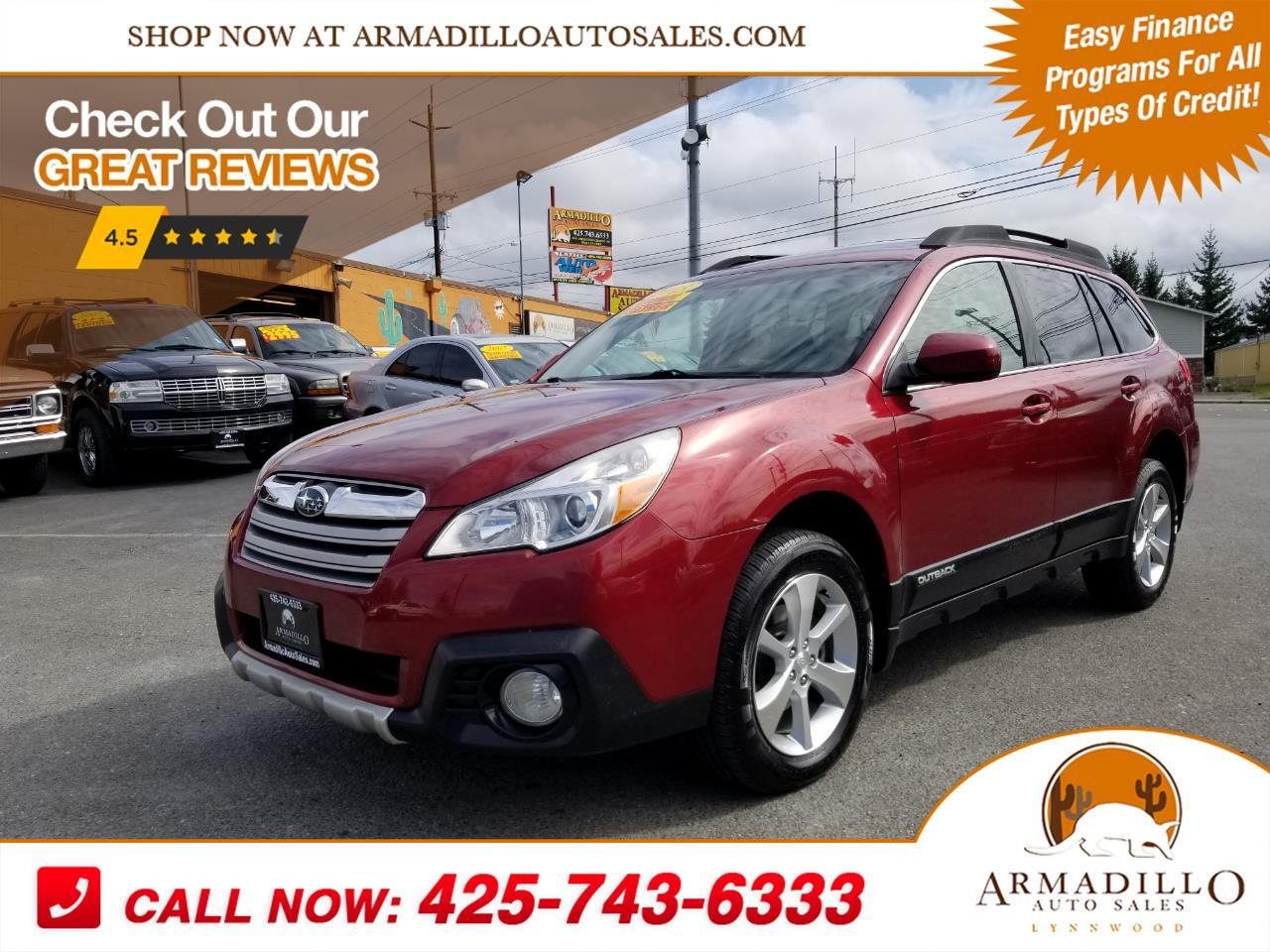 2013 Subaru Outback Limited Wagon