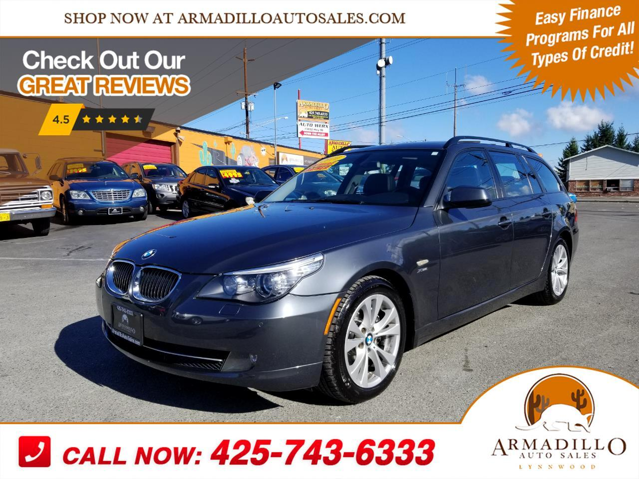 BMW 5-Series Sport Wagon 535xi 2010