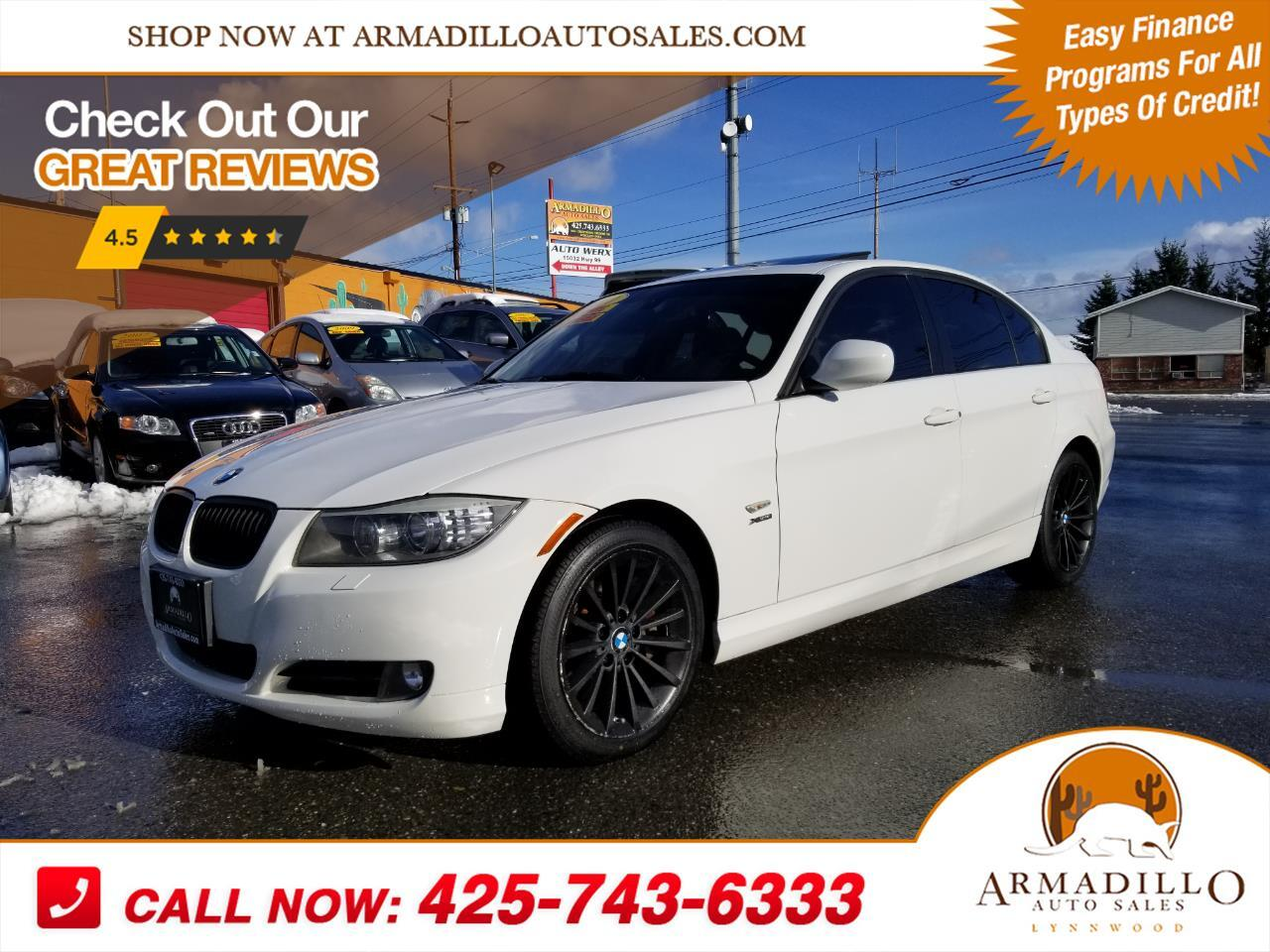 BMW 3-Series 335i xDrive 2011