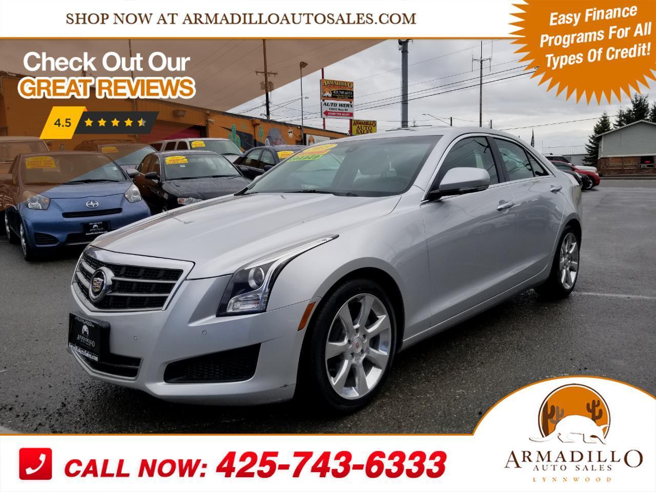 Cadillac ATS 3.6L Luxury RWD 2013