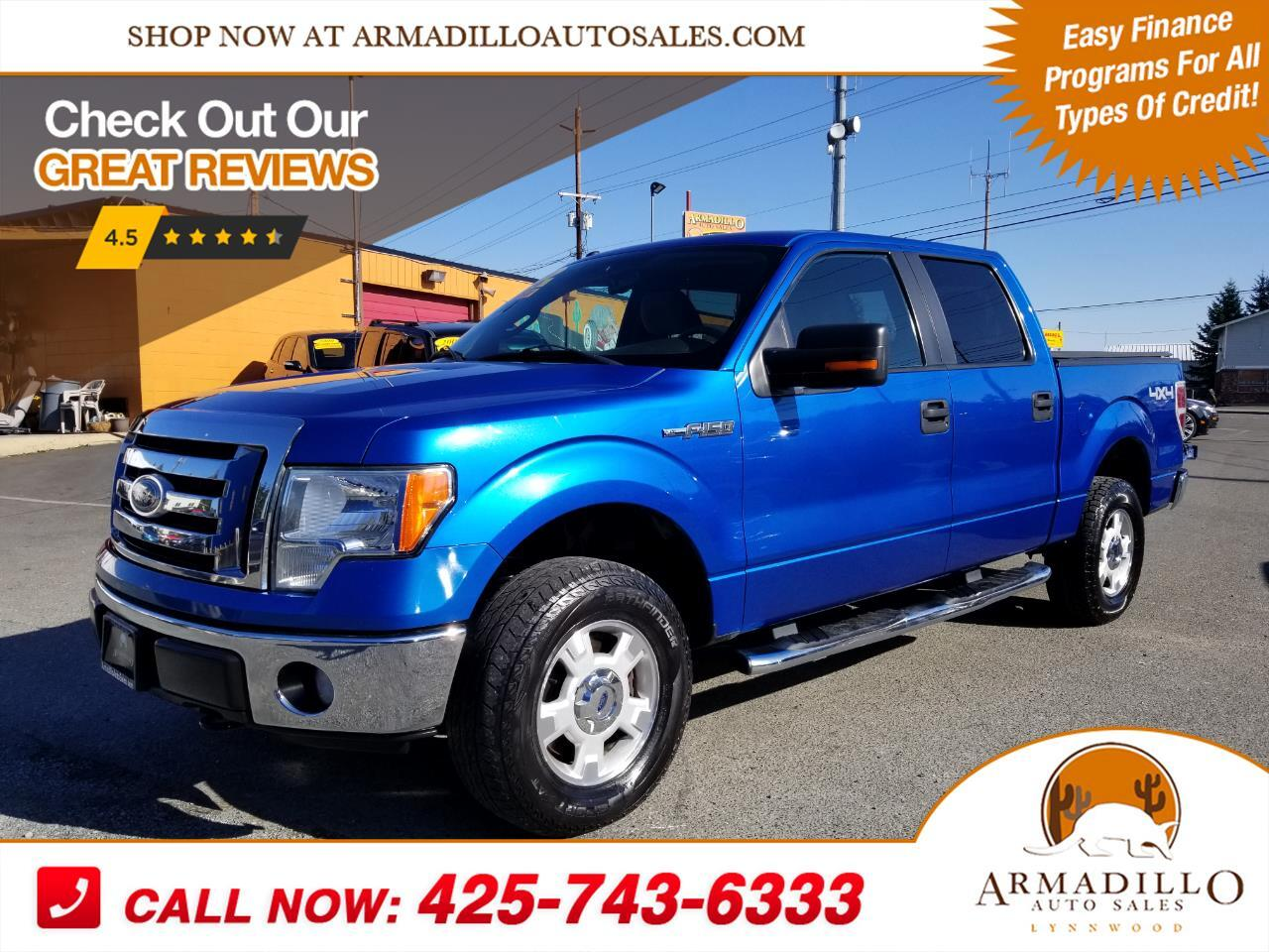 Ford F-150 XLT SuperCrew 4WD 2010