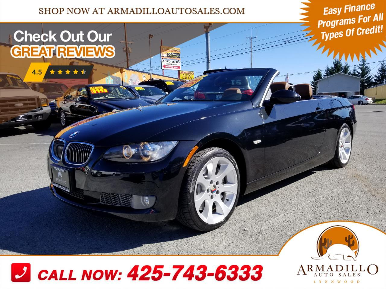 BMW 3-Series 335i Convertible 2007