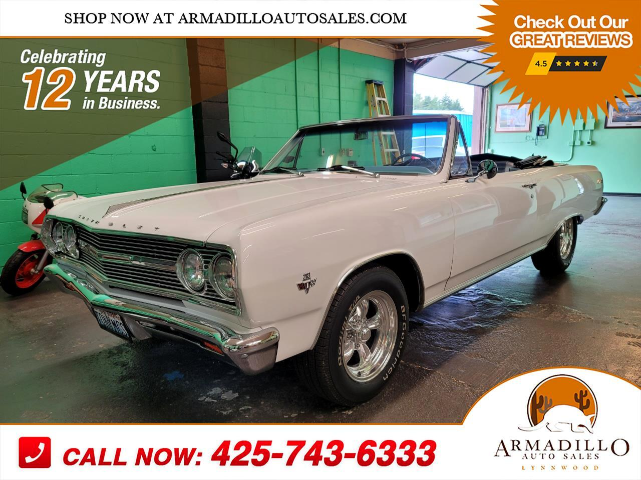 Chevrolet Chevelle  1965