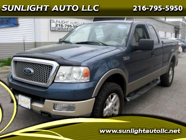 2004 Ford F-150 Lariat SuperCab 6.5-ft. 4WD