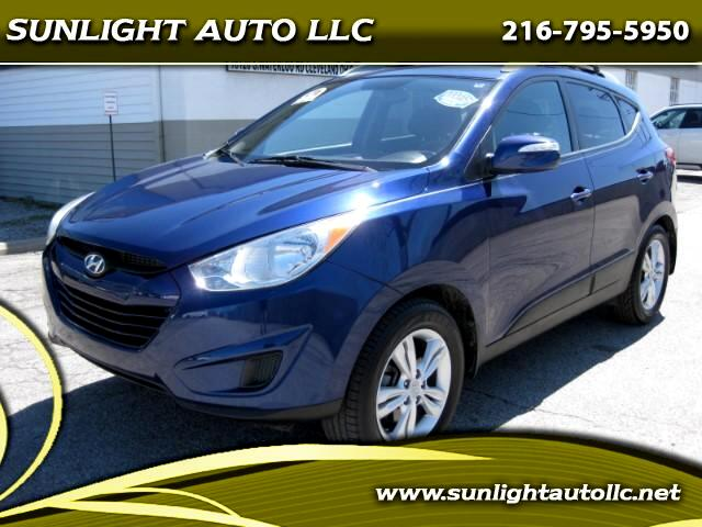 2012 Hyundai Tucson FWD 4dr Auto Limited