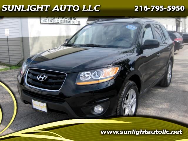 2010 Hyundai Santa Fe Limited 3.5 AWD