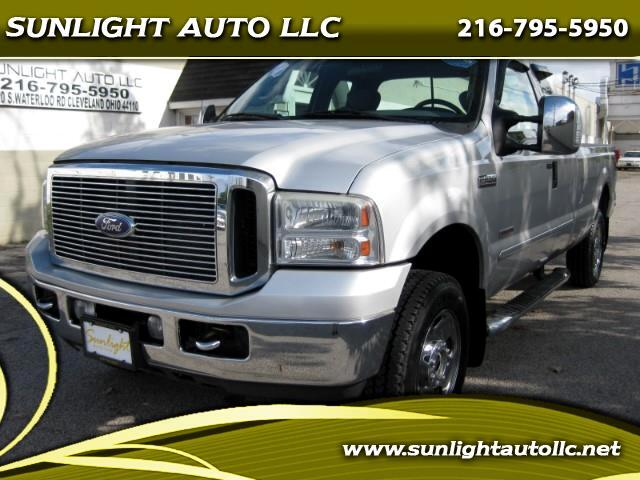 2007 Ford F-250 SD XLT SuperCab Long Bed 4WD