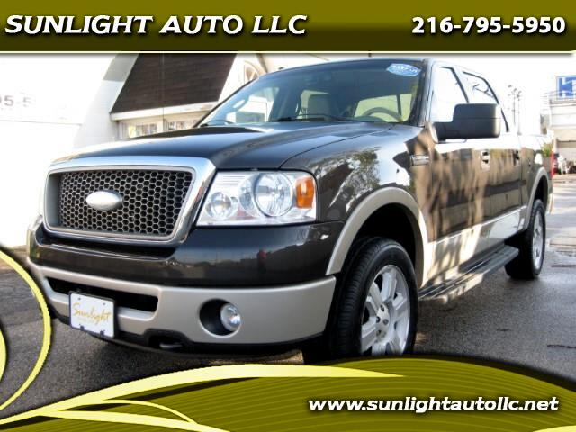 2007 Ford F-150 Lariat SuperCrew 5.5-ft. Bed 4WD