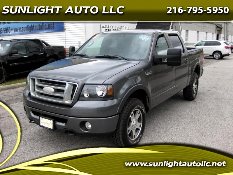 2008 Ford F-150 FX4 SuperCrew Short Bed