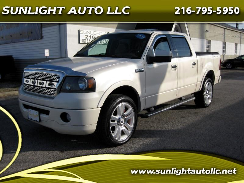 2008 Ford F-150 Limited SuperCrew Short Bed 4WD