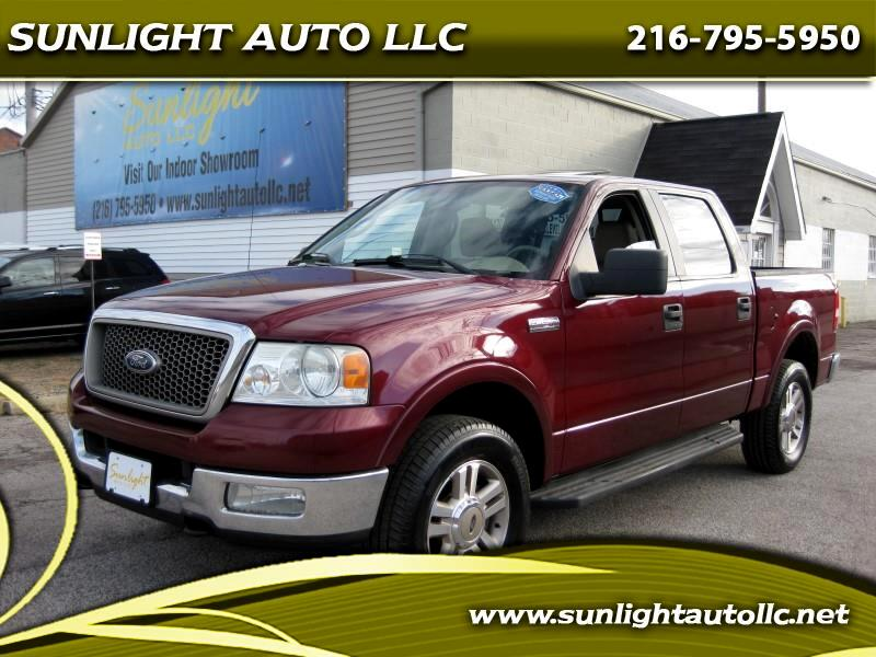 2005 Ford F-150 Lariat SuperCrew 5.5-ft. Bed 4WD