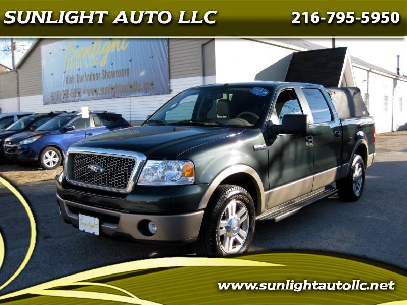 2006 Ford F-150 Lariat SuperCrew 2WD