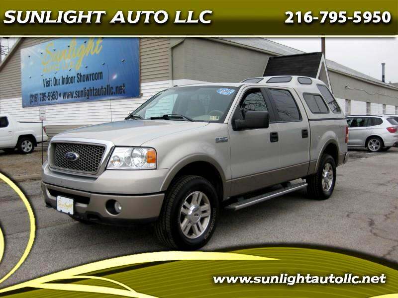 2006 Ford F-150 Lariat SuperCrew 5.5-ft. Bed 4WD