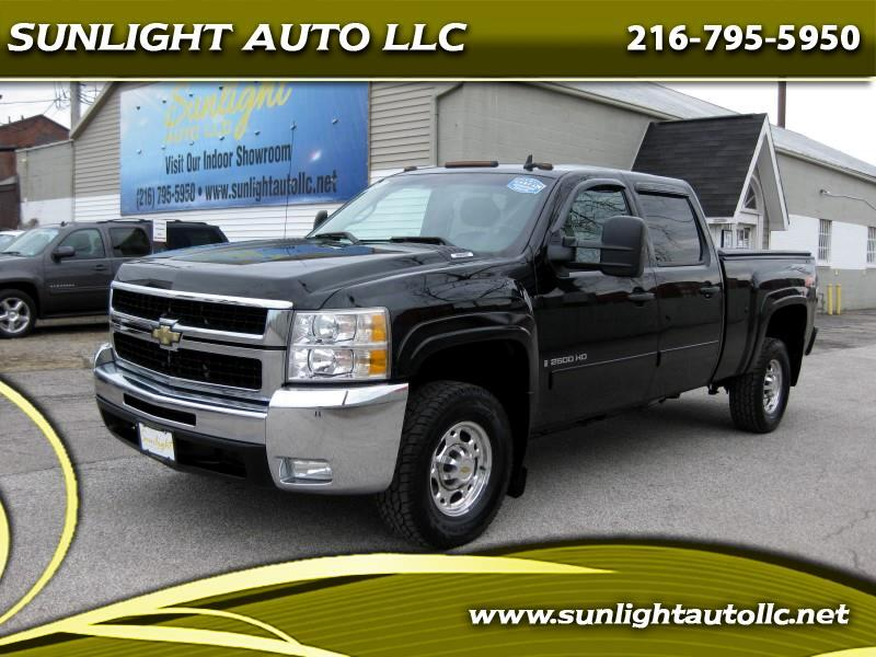 2008 Chevrolet Silverado 2500HD LT Crew Cab Long Bed 4WD