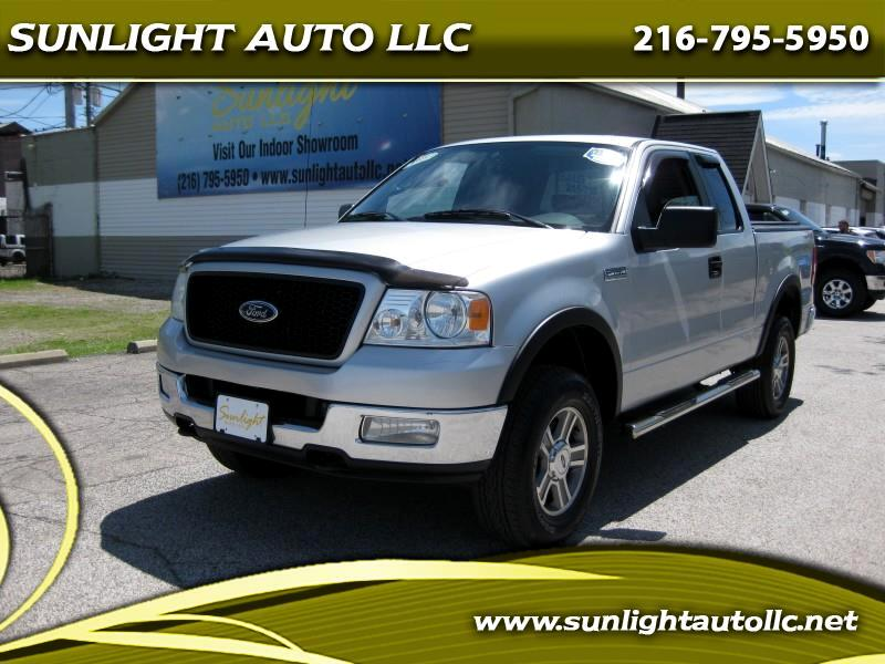 2005 Ford F-150 XLT 6.5-ft. Bed 4WD