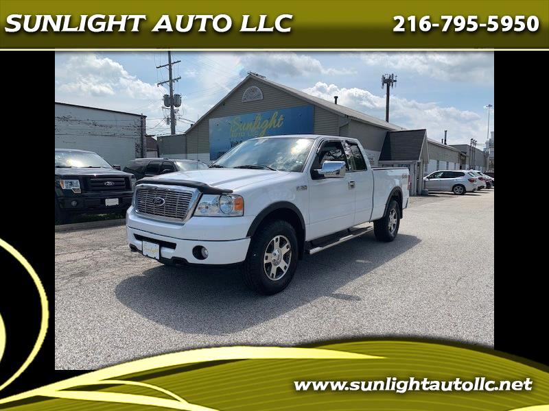 2007 Ford F-150 FX4 SuperCab 6.5-ft. Bed 4WD