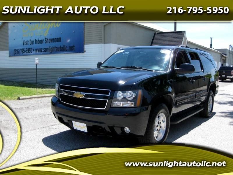 2013 Chevrolet Suburban LT 1500 4WD