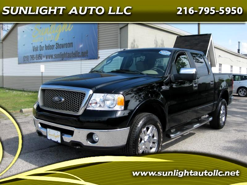 2008 Ford F-150 Lariat SuperCrew 5.5-ft. Bed 4WD