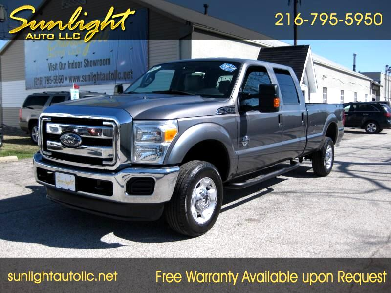 Ford F-350 SD XLT Crew Cab Long Bed 4WD 2012