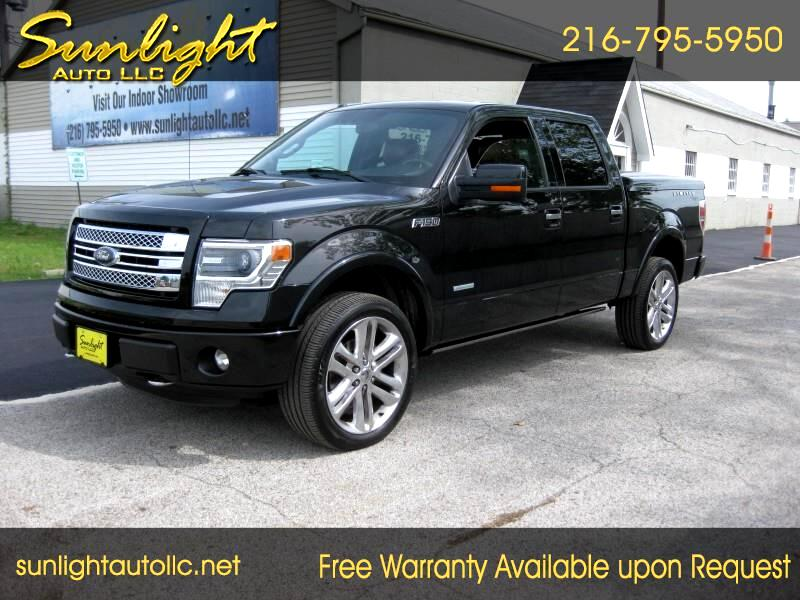Ford F-150 Limited SuperCrew 4WD 2013