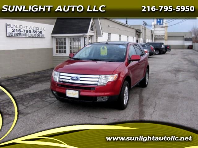 2007 Ford Edge SEL Plus AWD