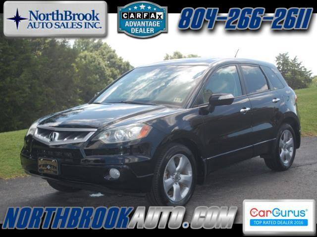 2009 Acura RDX Technology Package