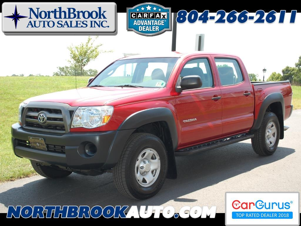 2009 Toyota Tacoma 2WD Double V6 AT PreRunner (Natl)