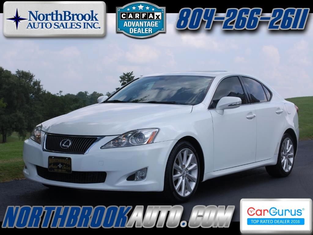 2010 Lexus IS 350 4dr Sdn