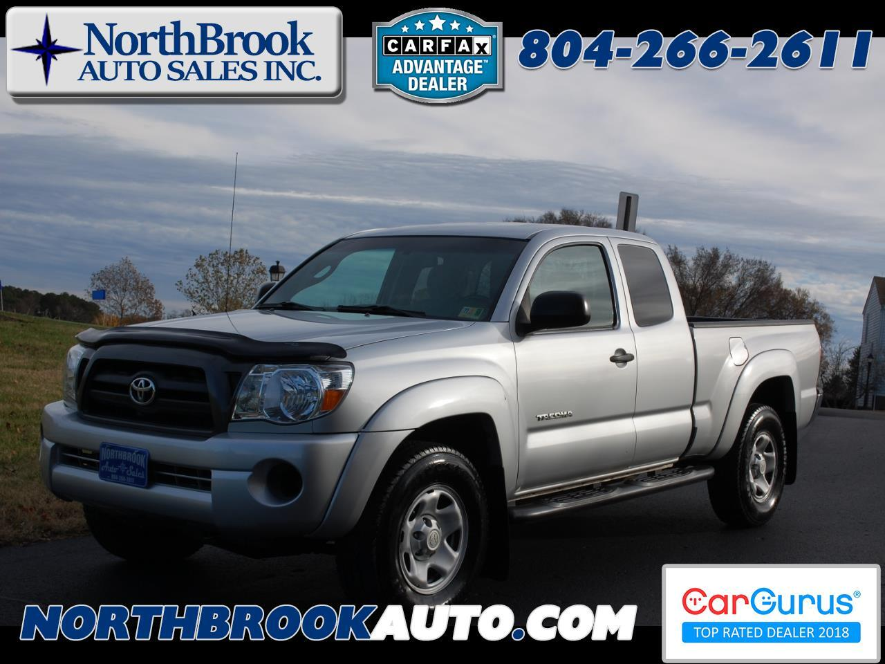 2011 Toyota Tacoma 4WD Access I4 AT (Natl)