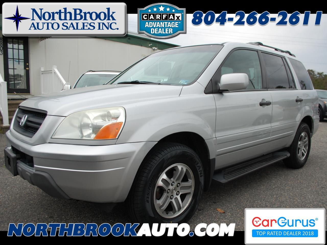 2004 Honda Pilot 4WD EX Auto w/Leather