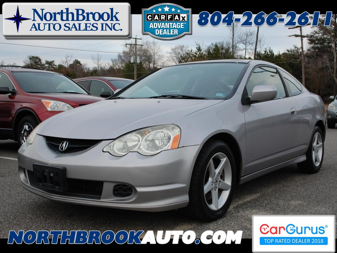 2004 Acura RSX 3dr Sport Cpe Type S
