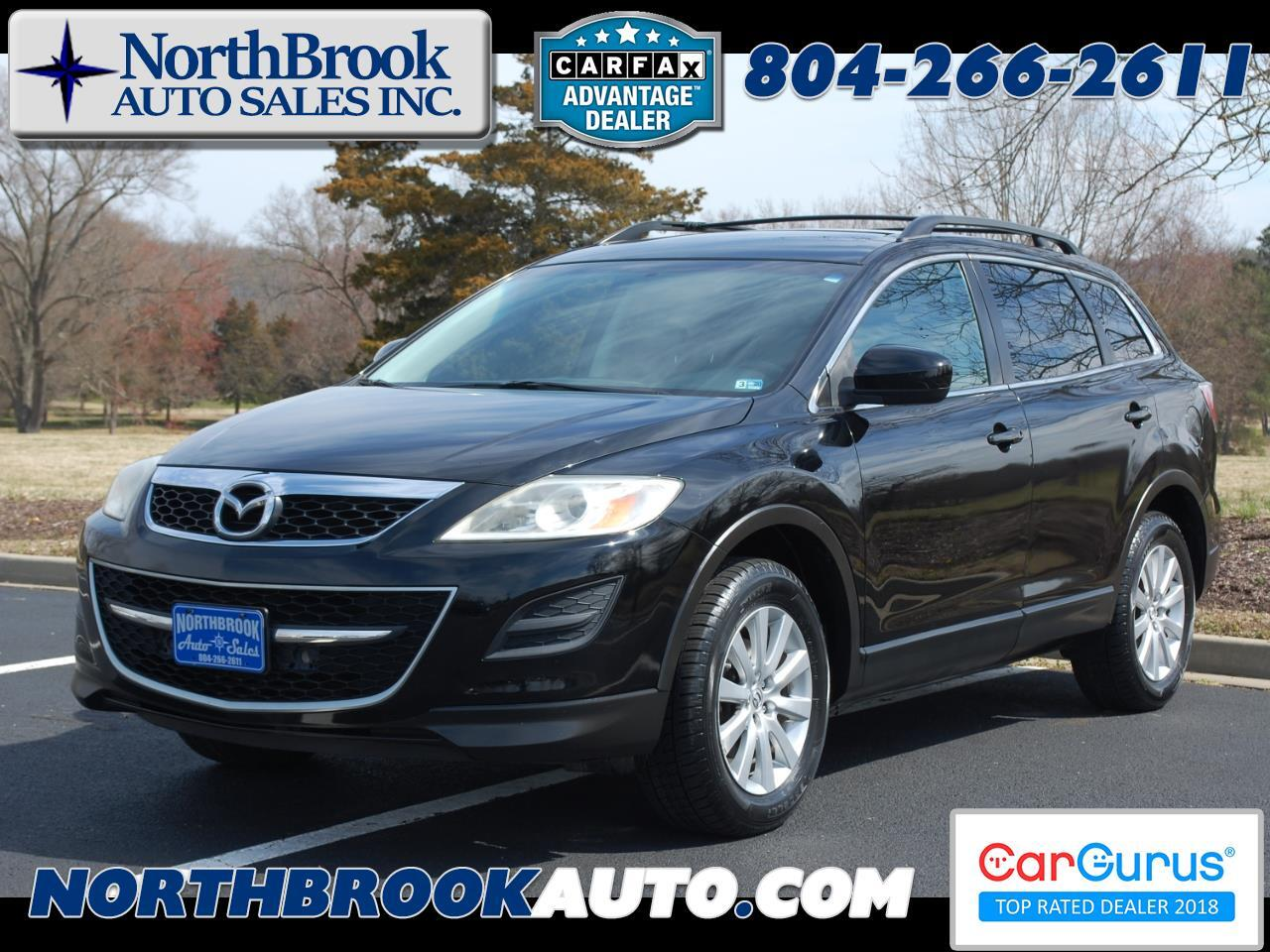 2010 Mazda CX-9 AWD 4dr Touring