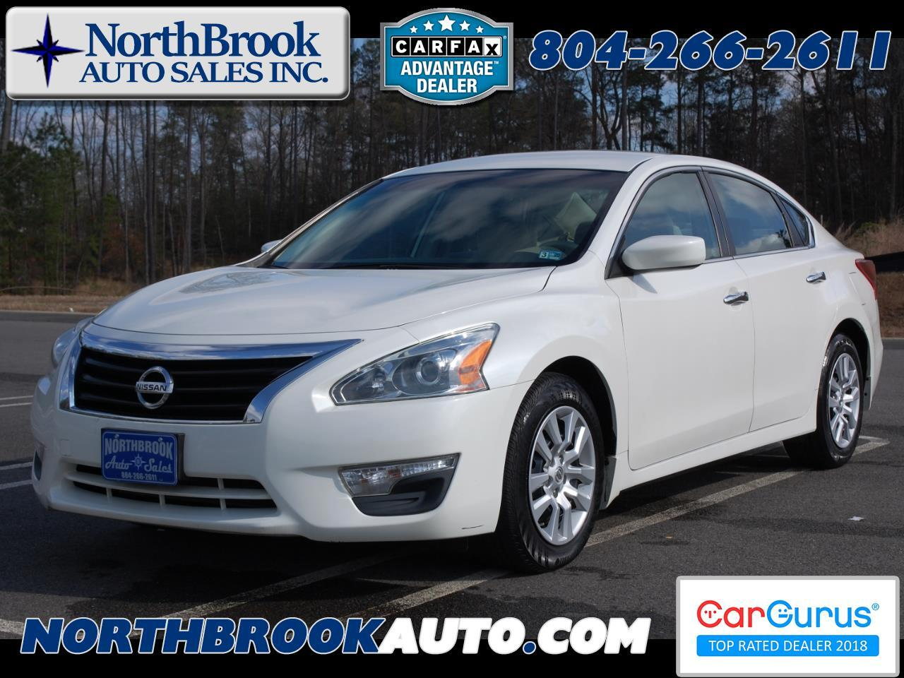 2013 Nissan Altima 4dr Sdn I4 2.5 S